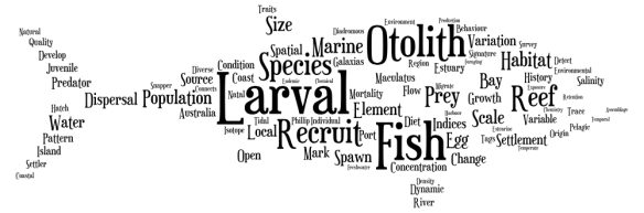 REEF Word Cloud